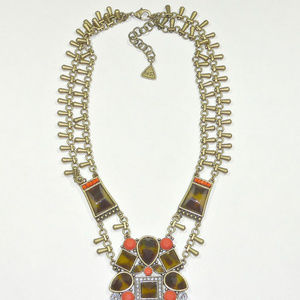 Silpada Jewelry - Silpada Sahara Sun Tortoise Orange Necklace